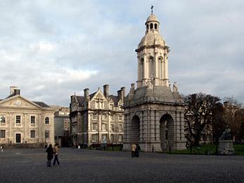The Fair City of Dublin